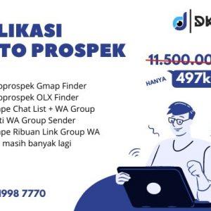 auto prospek aplikasi marketing handal