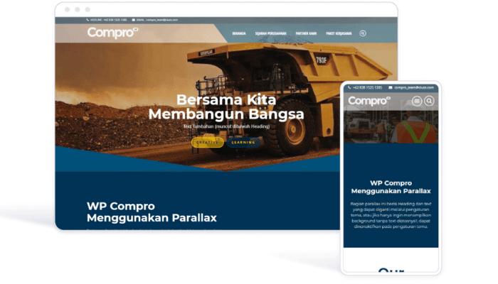 Paling Lengkap! Jasa Pembuatan Website Perusahaan Profesional